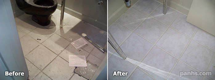 Panhandle Tile and Grout Cleaning and Restoration